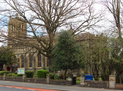Sydenham | St Bartholomew's Church