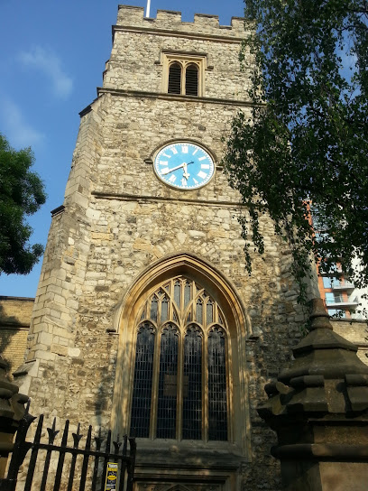 Putney | St Mary's Church