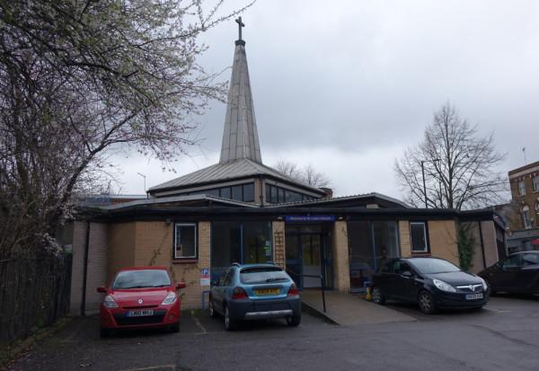 Queen's Park | St Luke's Church